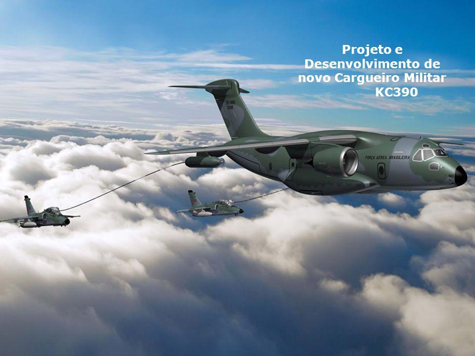 Projeto e Desenvolvimento de novo Cargueiro Militar KC390
