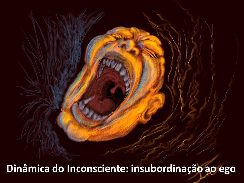 Dinâmica do Inconsciente: insubordinação ao ego