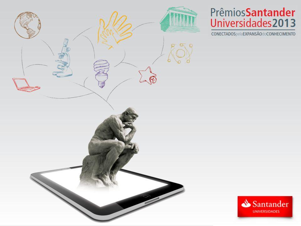 DEPOIMENTOS NA CERIMÔNIA EM 2012 A Universidade de São Paulo, em especial, está muito grata ao Banco Santander, ao Santander Universidades e também ao Universia por todos os apoios que ela vem recebendo.