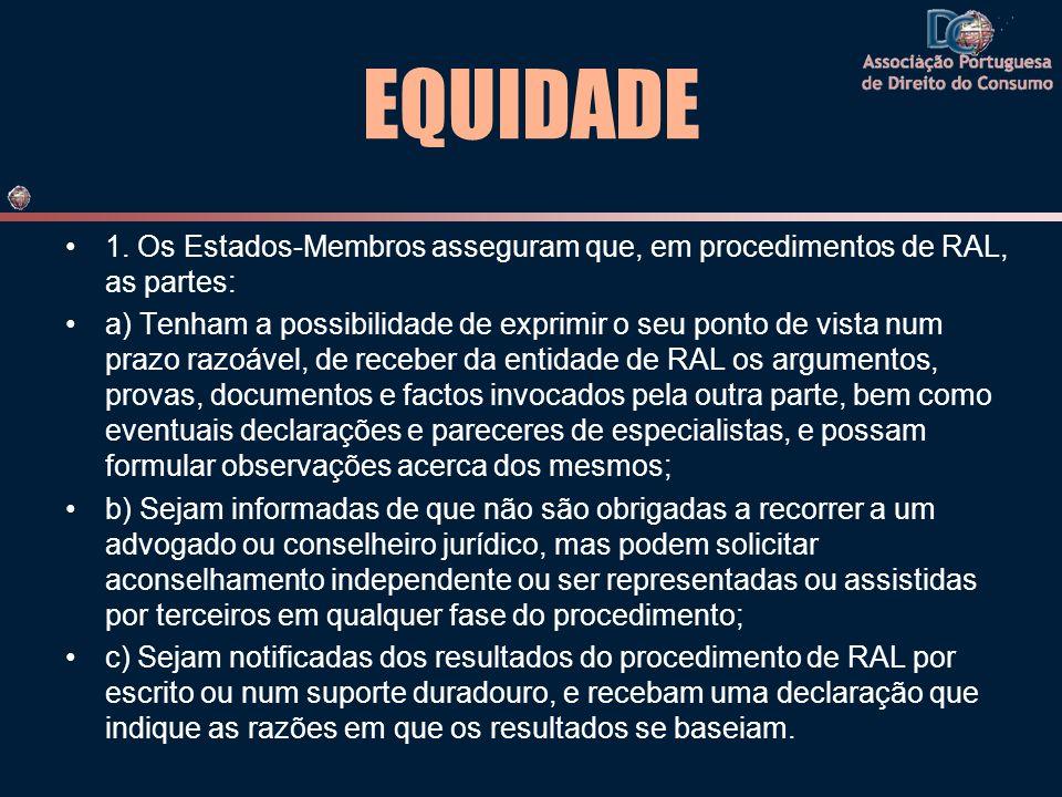 EQUIDADE 1.