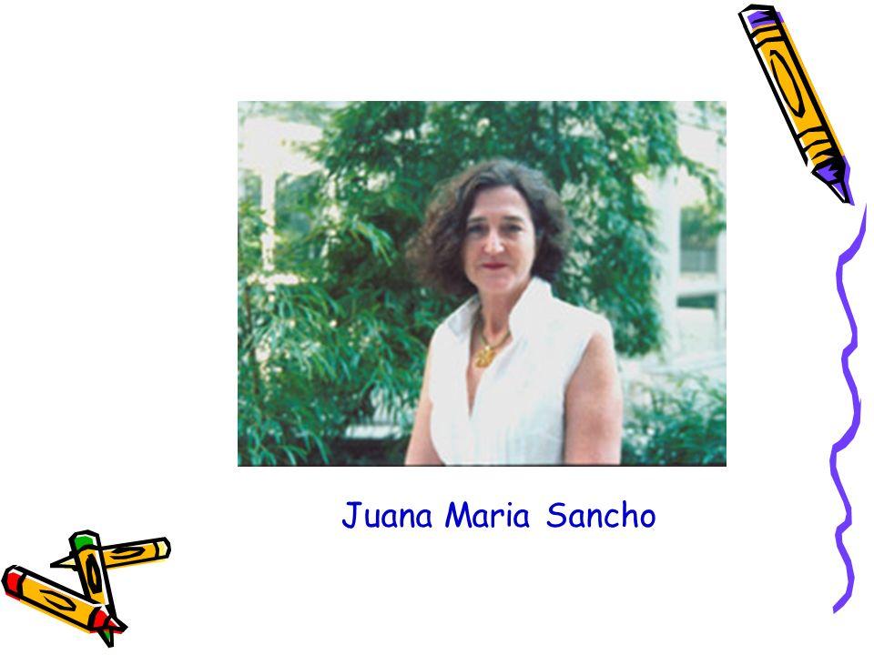 Juana María Sancho Gil, 58 anos, é professora catedrática de tecnologia da Educação da Universidade de Barcelona, onde trabalha com didática e organização educacional, e coordena o grupo de pesquisa em formação, inovação e novas tecnologias.