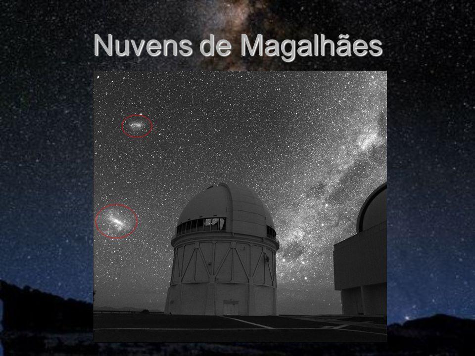 Nuvens de Magalhães