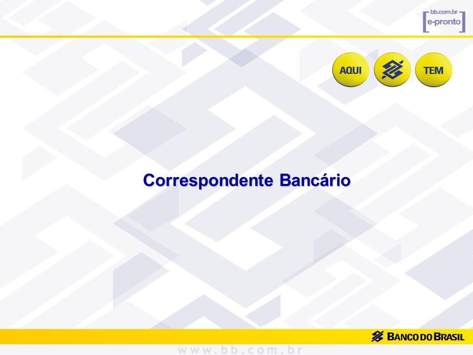 Correspondente Bancário Correspondente Bancário