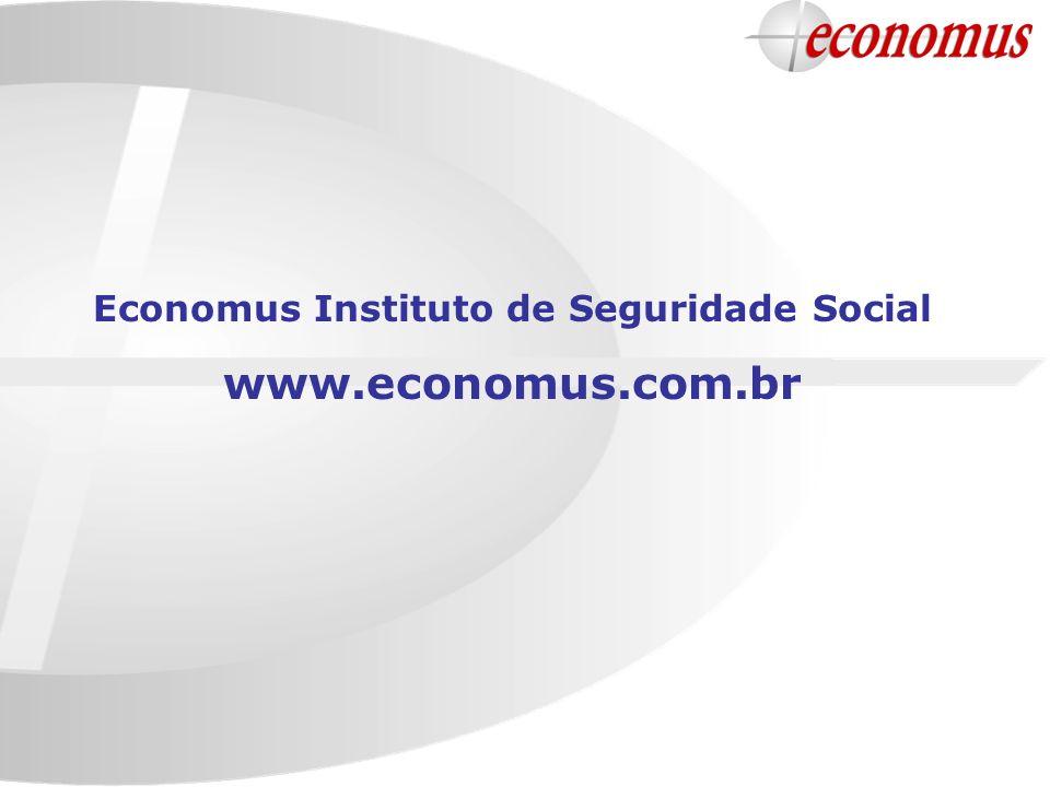 Economus Instituto de Seguridade Social www.economus.com.br