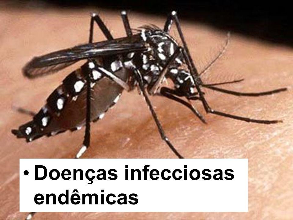 Doenças infecciosas endêmicas