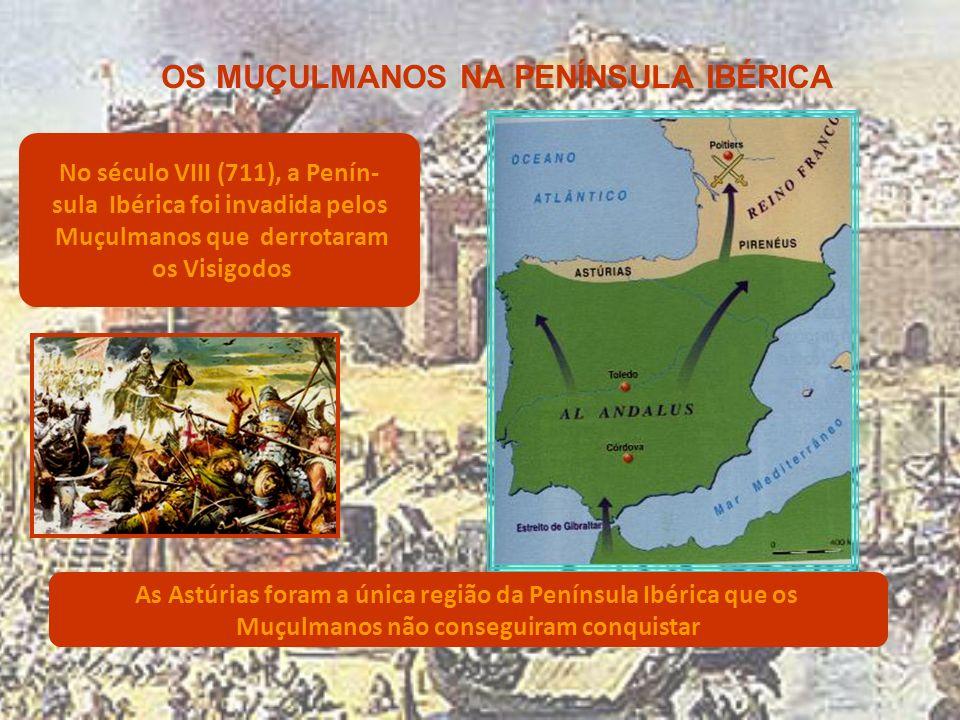 A reconquista cristã e a formação de Portugal
