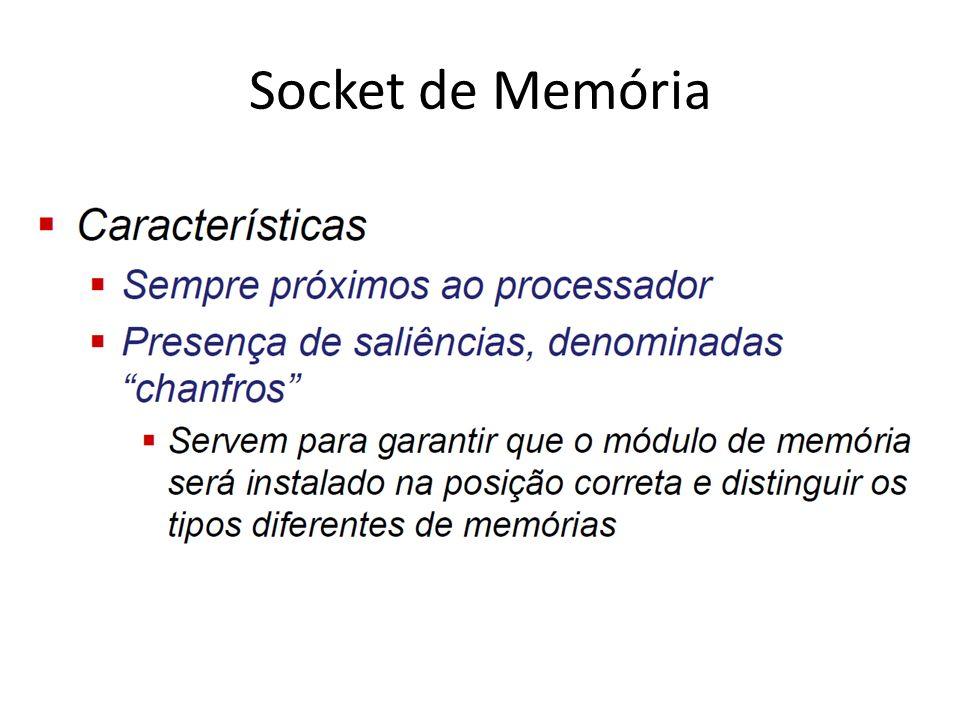 Socket de Memória