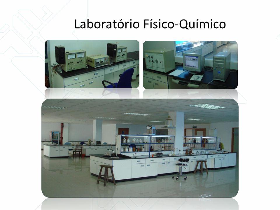 Laboratório Físico-Químico