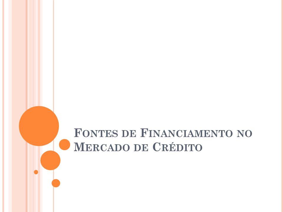C RÉDITO D IRETO AO C ONSUMIDOR - CDC É uma operação destinada a financiar aquisições de bens e serviços por consumidores (veículos e eletrodomésticos).