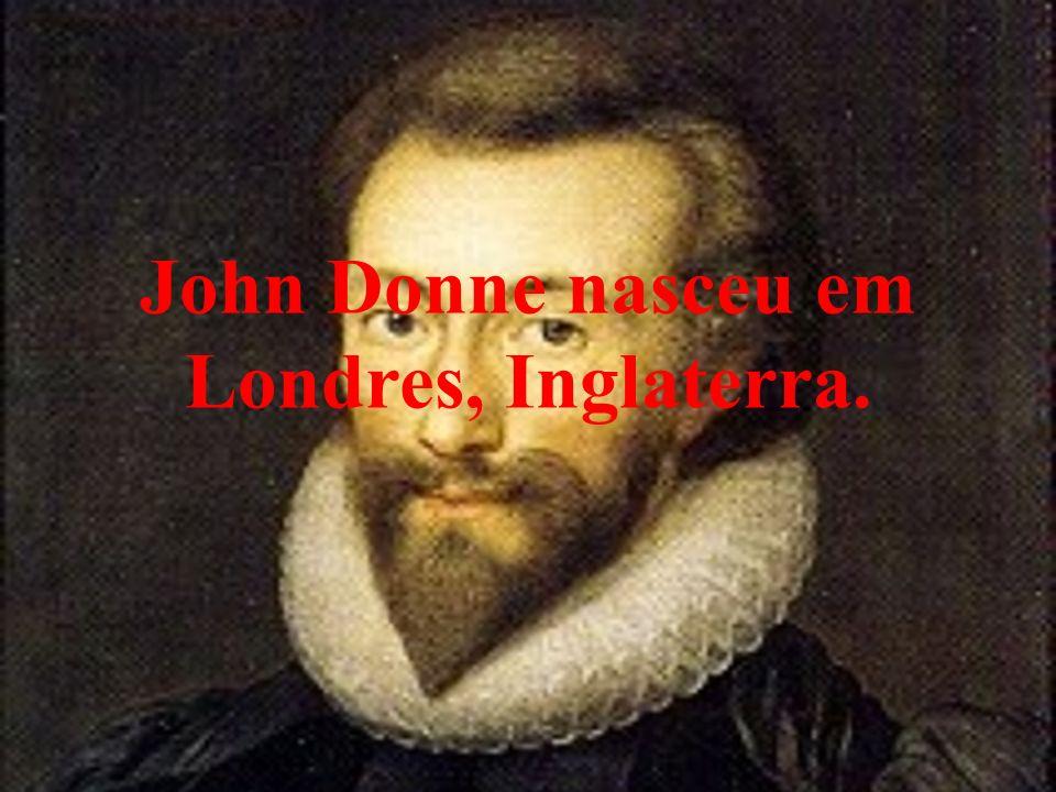 No ano de 1573, numa família católica. Estuda primeiro em Oxford, mais tarde em Cambridge.