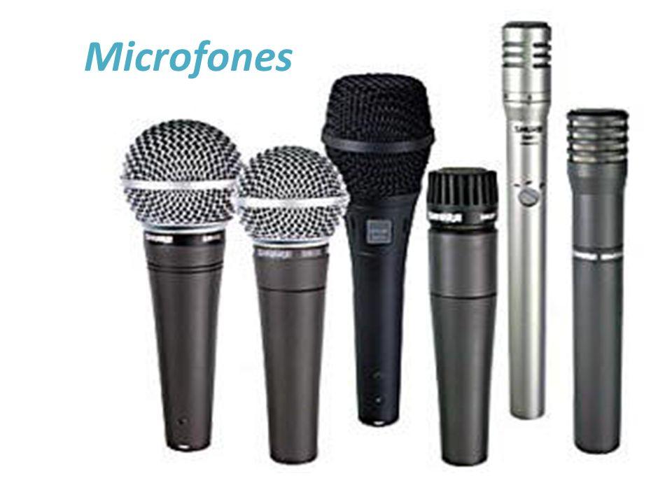 Microfones