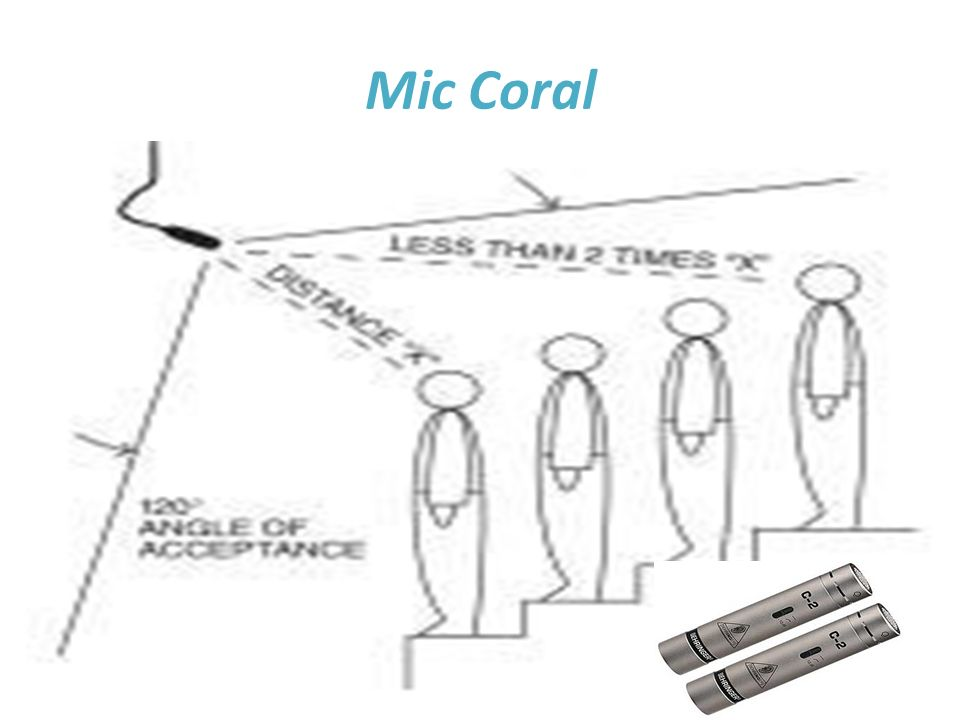 Mic Coral
