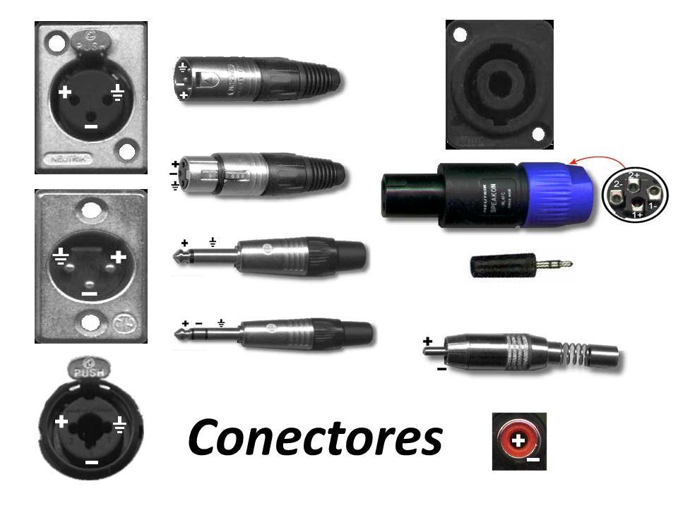 PAN – Define a posição do sinal sonoro no âmbito estereofônico.