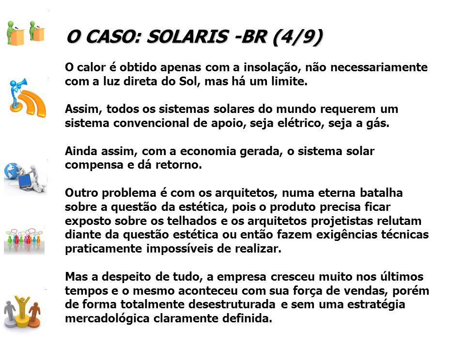 O calor é obtido apenas com a insolação, não necessariamente com a luz direta do Sol, mas há um limite. Assim, todos os sistemas solares do mundo requ