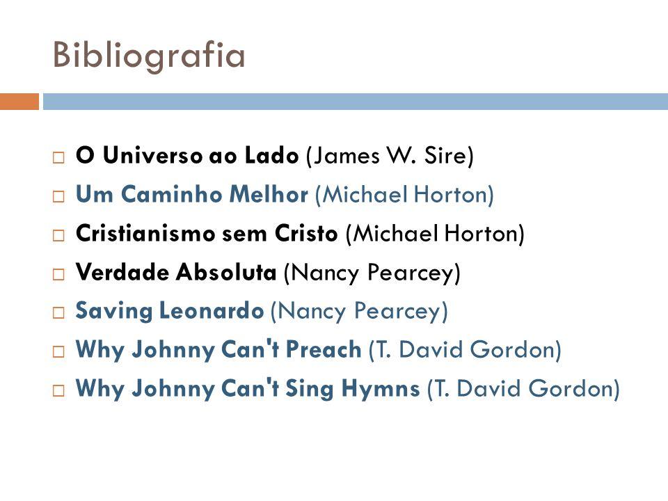 Bibliografia O Universo ao Lado (James W.