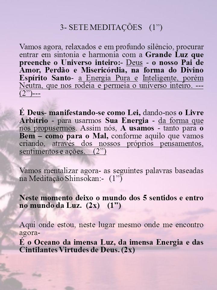 1ª.Virtude – CHAMA AZUL – 1ª.
