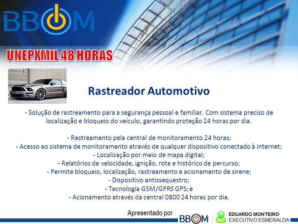 Rastreador Automotivo - Solução de rastreamento para a segurança pessoal e familiar. Com sistema preciso de localização e bloqueio do veículo, garanti