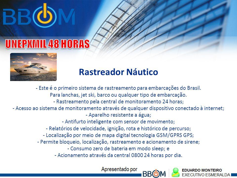 Rastreador Náutico - Este é o primeiro sistema de rastreamento para embarcações do Brasil. Para lanchas, jet ski, barco ou qualquer tipo de embarcação