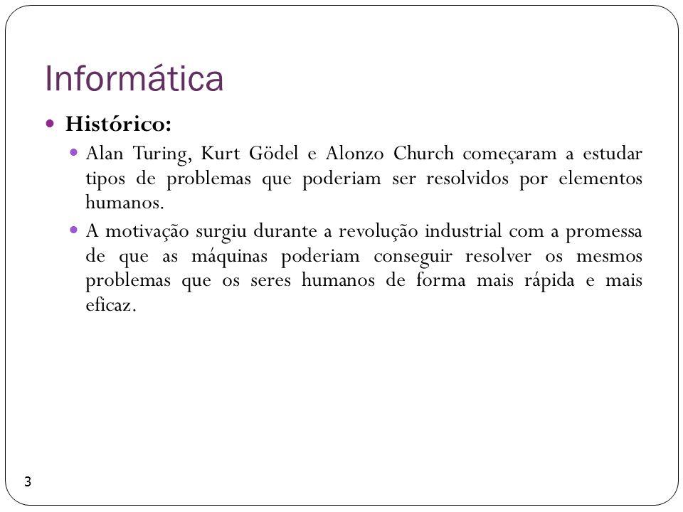 História do Computador Instituto Federal do Sul de Minas, câmpus Pouso Alegre 4 2000 a.C.