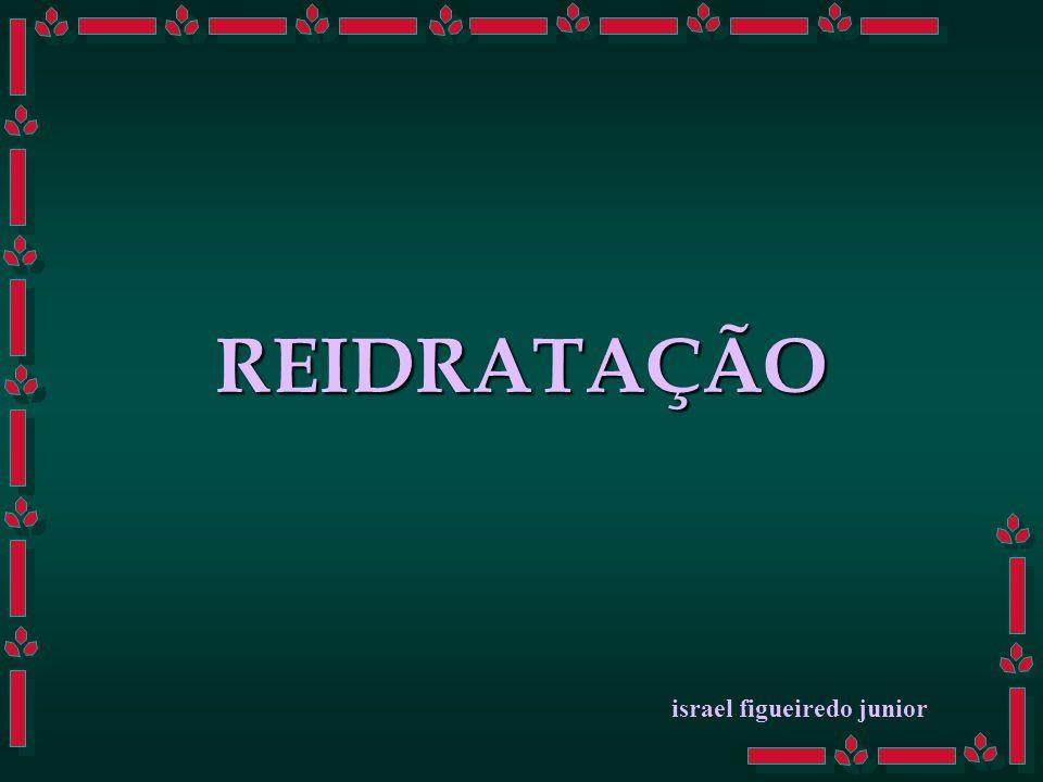 REIDRATAÇÃO israel figueiredo junior