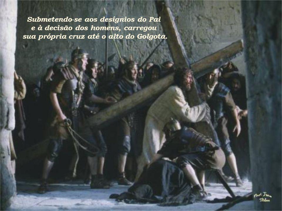 Como previra, Jesus também foi negado e abandonado.
