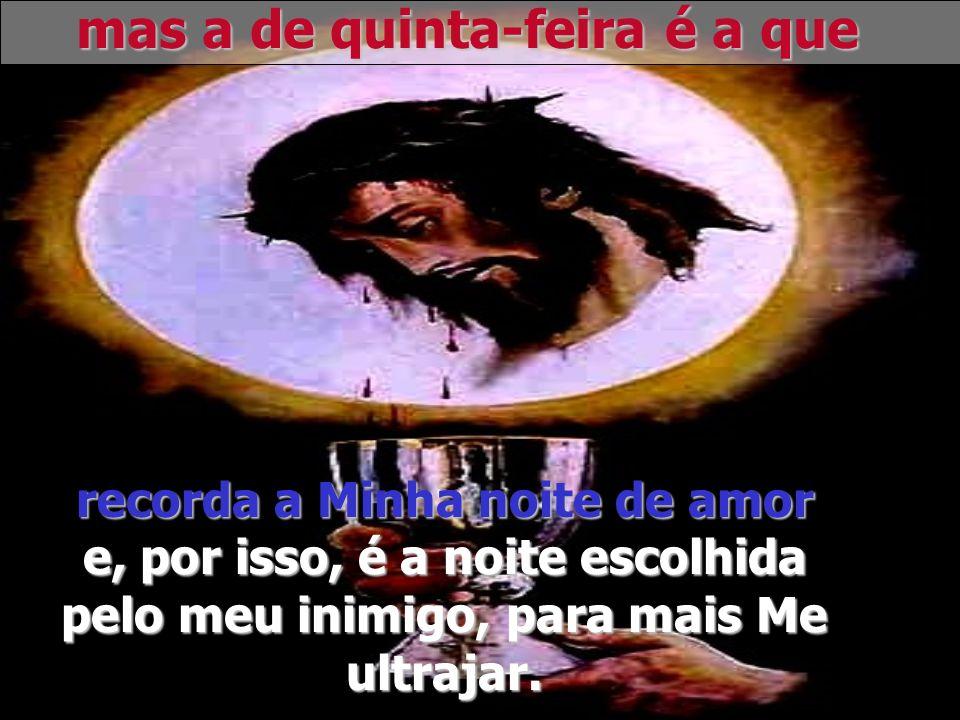 As noites da quinta-feira, quinta-feira, sexta-feira sexta-feira e sábado são as noites da prática de maiores pecados Ligue o som