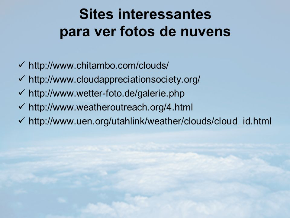Formação de precipitação Processo de captura (colisão-coalescência) ocorrem em nuvens quentes.
