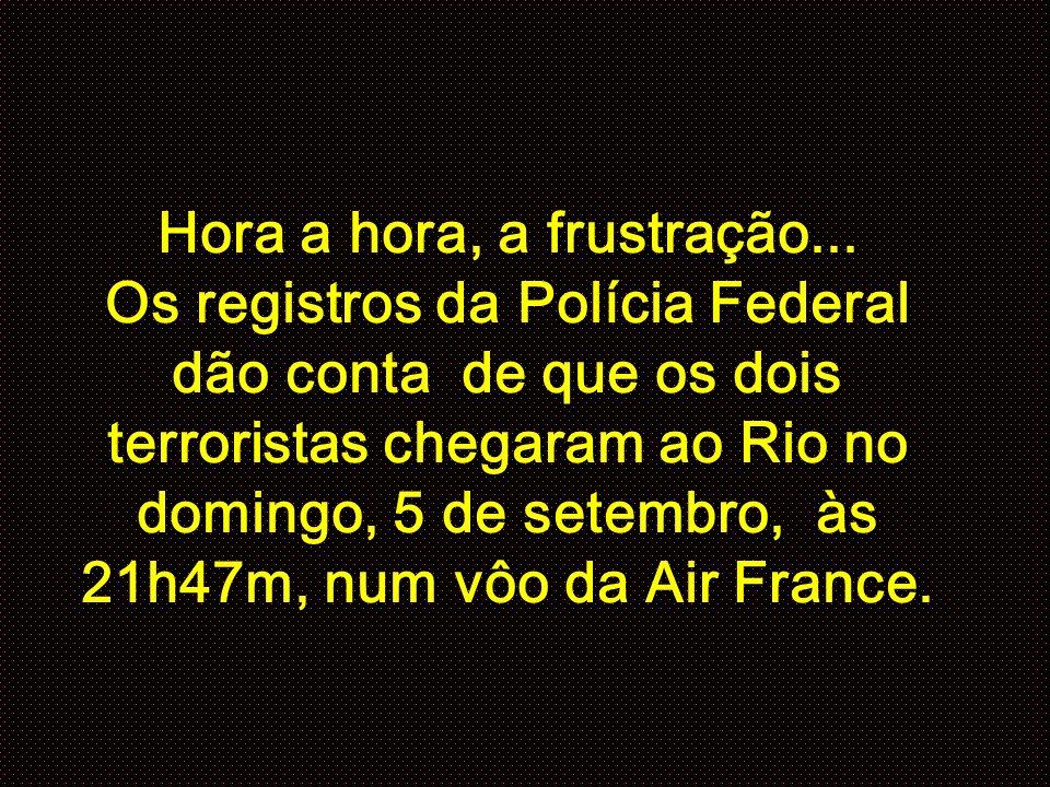 O alvo da ação seria a estátua do Cristo Redentor, um dos símbolos mais conhecidos do Rio de Janeiro. Bin Laden destacou dois mujahedins para o seqües