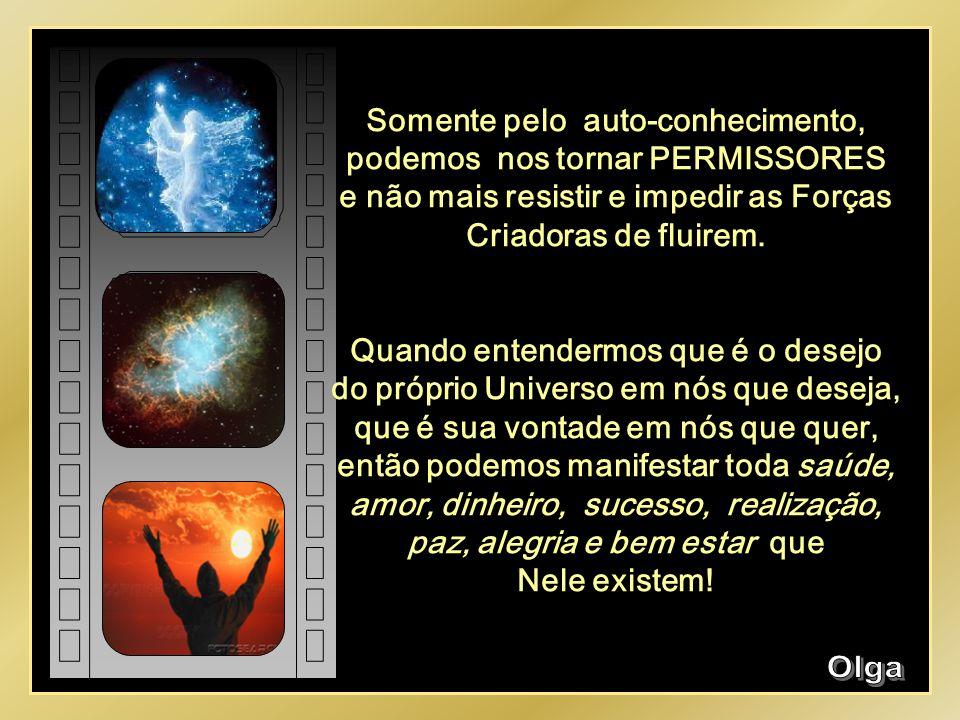 Pedir o que queremos ao universo, acreditar no poder magnético de nossa mente para atrair o que desejamos, não é difícil.... acreditar no poder magnét