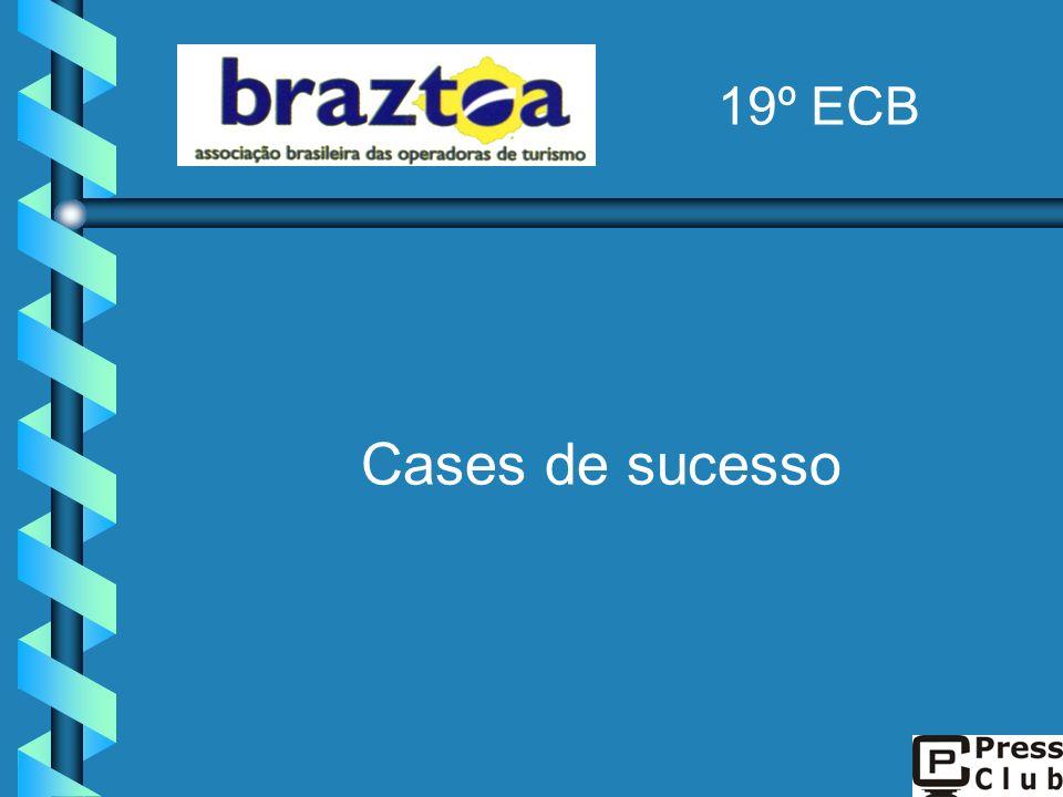 Cases de sucesso 19º ECB