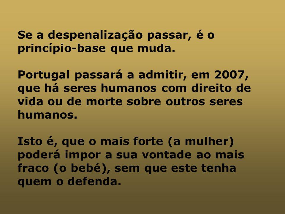 3 - DIZEM QUE O FETO AINDA NÃO É PESSOA E POR ISSO NÃO TEM DIREITOS...