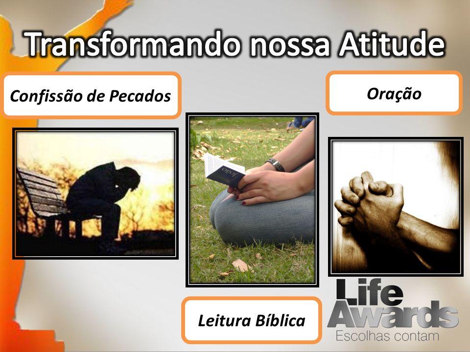 Confissão de Pecados Leitura Bíblica Oração
