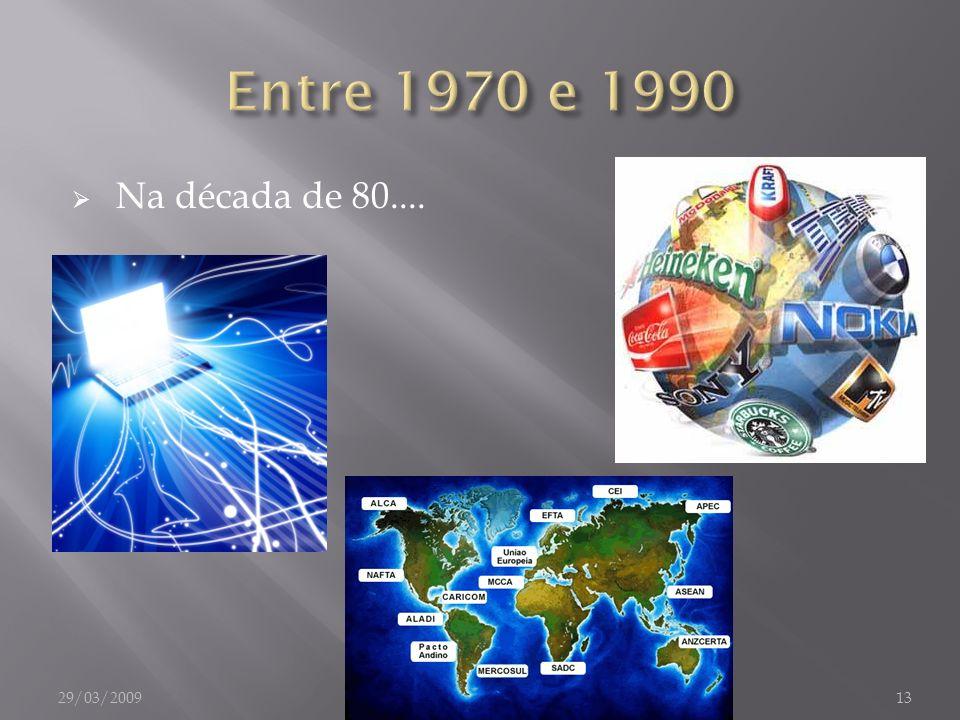 Na década de 80.... 29/03/200913