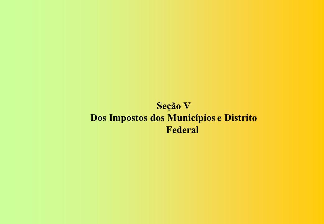 Implantação definitiva do Princípio do Destino, com cobrança no Destino: Art. 155... §2º... V – terá uma única alíquota aplicável às operações e prest