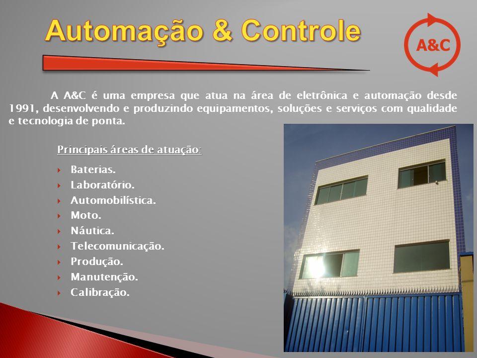 A A&C é uma empresa que atua na área de eletrônica e automação desde 1991, desenvolvendo e produzindo equipamentos, soluções e serviços com qualidade e tecnologia de ponta.