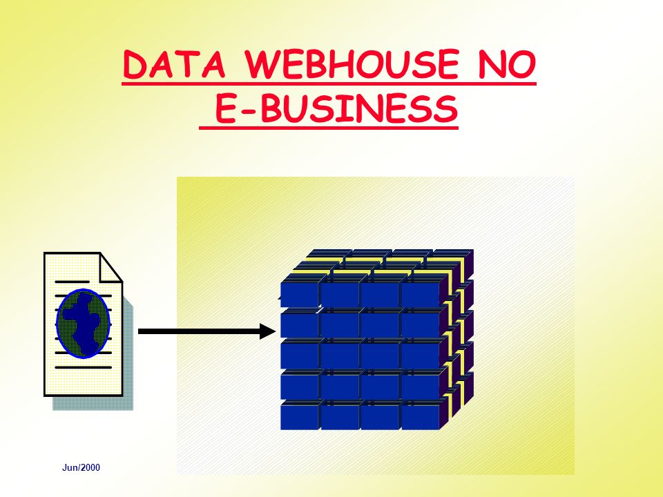 Jun/2000 DATA WEBHOUSE NO E-BUSINESS