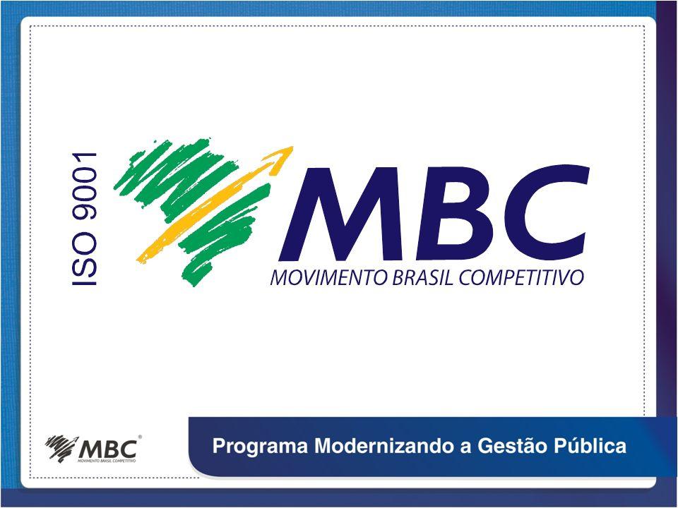 Missão Contribuir expressivamente para a melhoria da competitividade das organizações privadas e da qualidade e produtividade das organizações públicas, de maneira sustentável, elevando a qualidade de vida da população brasileira.