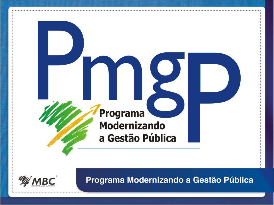 Conceito Conjunto de projetos para a melhoria da gestão pública, envolvendo estados, municípios e órgãos do governo federal.