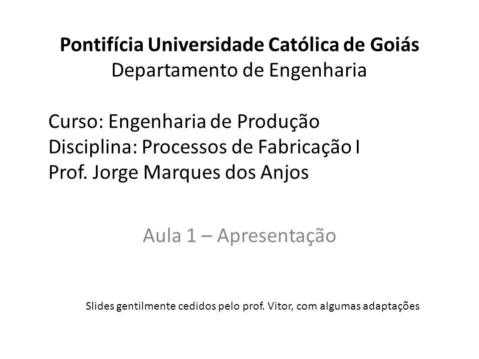 Apresentações Prof.