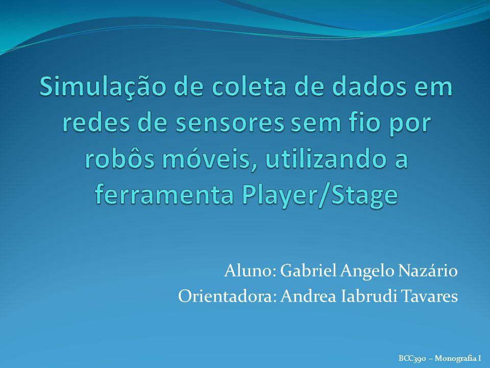 Aluno: Gabriel Angelo Nazário Orientadora: Andrea Iabrudi Tavares BCC390 – Monografia I