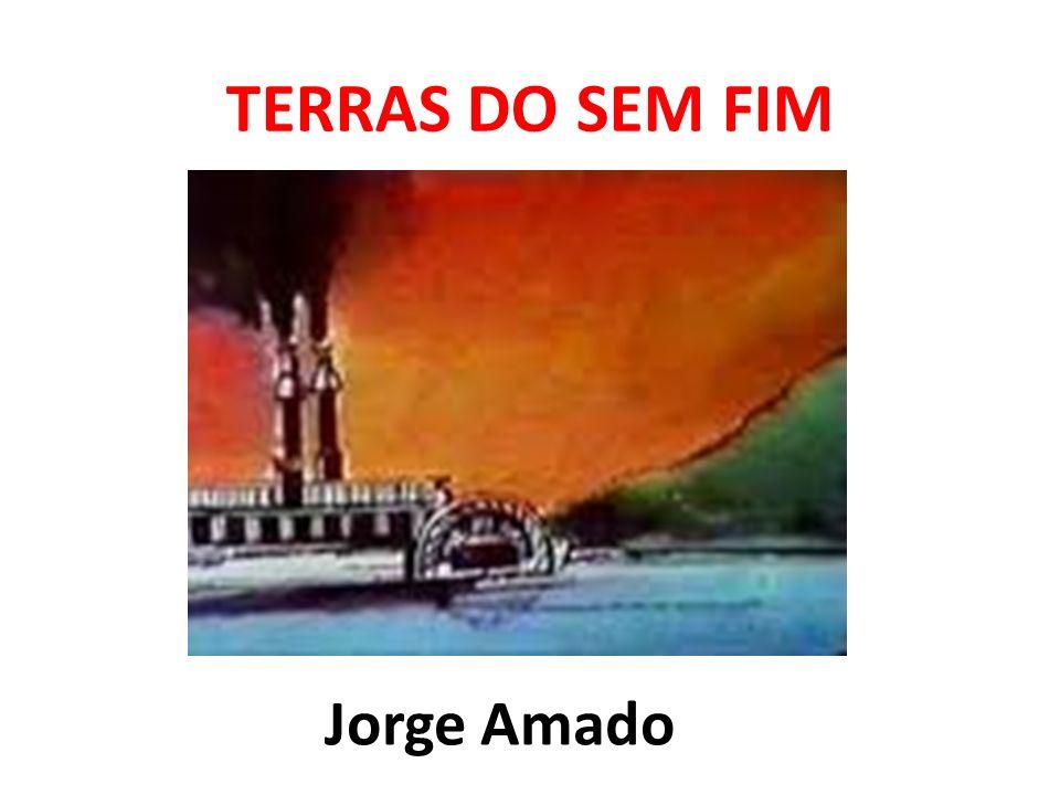 TERRAS DO SEM FIM Jorge Amado
