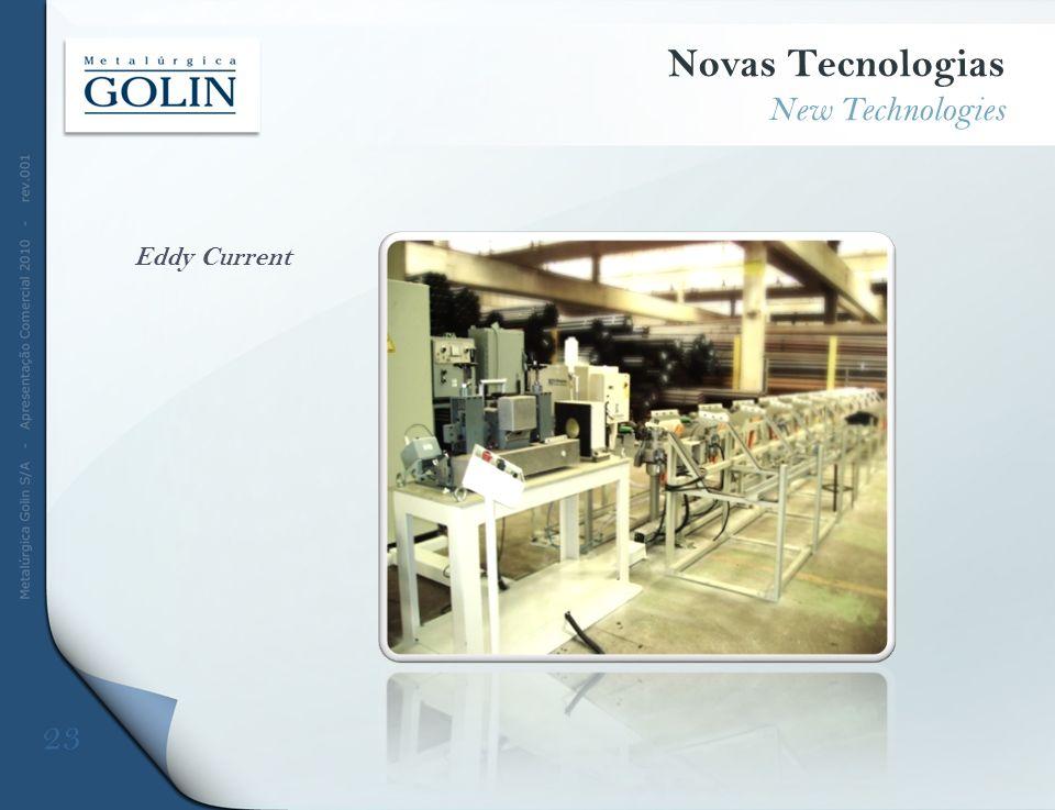 Eddy Current Novas Tecnologias New Technologies 23