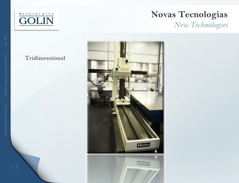 Tridimensional Novas Tecnologias New Technologies 24