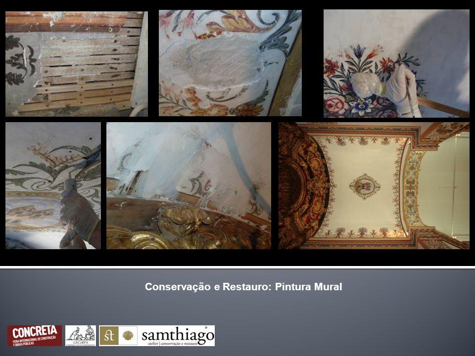 Conservação e Restauro: Pintura Mural