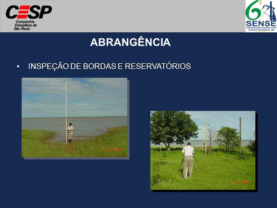 1 Pista de Rolagem Vertedouro de Superfície Garcia Membro CIPA Responsável pela Área: Garcia