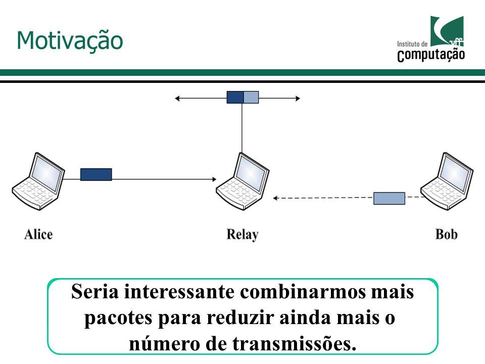 Cada nó mantém um agente que intercepta os pacotes antes de serem enviados para a camada de transporte; Caso o pacote pertença a um fluxo TCP e o IP de destino seja o IP do nó em questão: O agente verifica se o pacote recebido não causará uma lacuna na sequência de pacotes.
