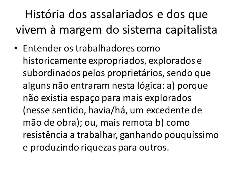 Ação do poder público impor-se de direito enquanto são excluídas as intervenções diretas sobre a propriedade e sobre a economia (Castel, 2003: 345).