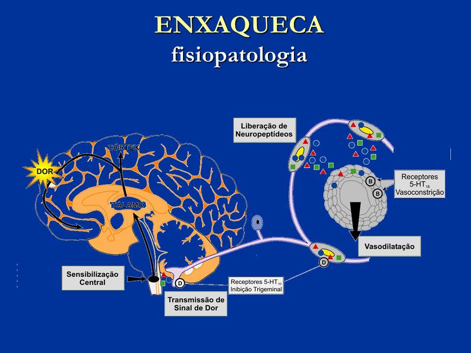 ENXAQUECA fisiopatologia