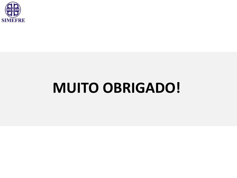 MUITO OBRIGADO!