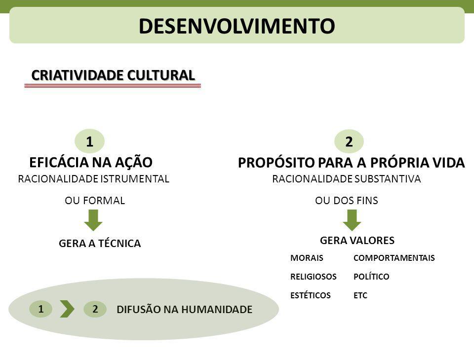 PROGRESSO MATERIAL (ÚLTIMOS 200 ANOS) – CRIAÇÃO TÉCNICA – CAPACIDADE EXPANSIVA TRANSFORMAÇÃO DA SOCIEDADE DESENVOLVIMENTO 1970 – ÍNICIO DA MUDANÇA DE VISÃO 1990 – 1º RDH CRESCIMENTO ECONÔMICO É ELEMENTO RESULTADOSBENEFÍCIOS VALORES COMO ESTRUTURA AO DESENVOLVIMENTO